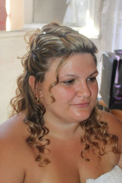 2010 juillet lili in zi hair - Demi queue chignon ...